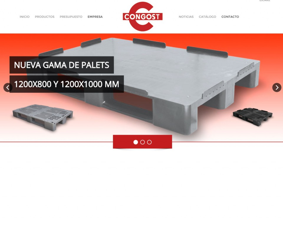 Presentiamo la nostra nuova pagina web!