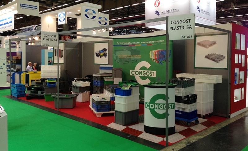 Emballage 2014, un éxito para Congost