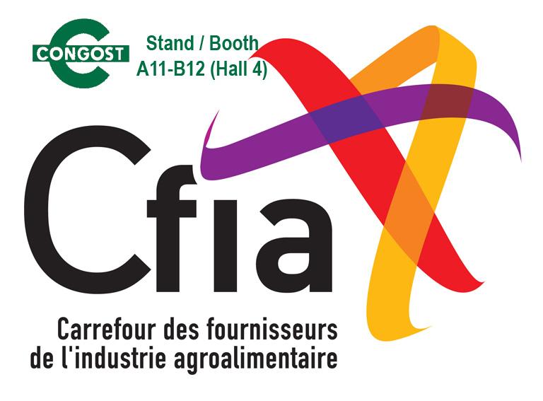 CFIA 2015, Rennes (Francia)