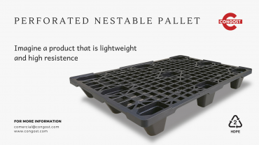 Congost presents its new pallet