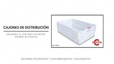 Cajones de distribución
