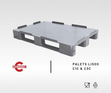 Congost Palets Lisos: C1C & C3C