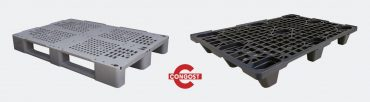 Are you planning to change from wood pallets to plastic pallets?
