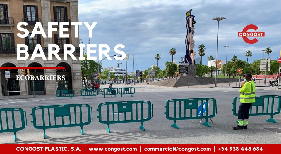 SAFETY BARRIERS – ECOBARRIERS
