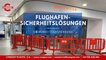 Flughafen-Sicherheitslösungen