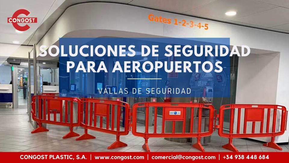 Soluciones de Seguridad para Aeropuertos