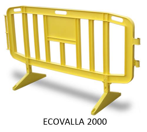 Congost Vallas de Seguridad Ecovalla 2000